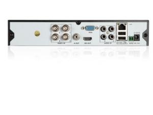 Enregistreur vidéo 5n1 4CH 4+2 IP