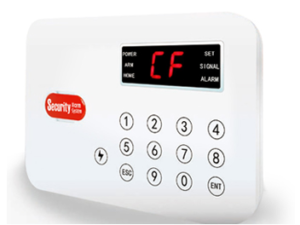 Wireless PSTN Home Alarm